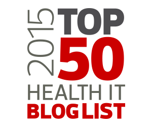 Top 50 Health IT Blogs